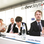 03 June 2015 - Belgium - Brussels - European Development Days - EDD - Growth - Ideas to impact-Innovation prizes for development © European Union