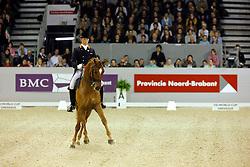 Van Lieren Laurens (NED) - Hexagon's Ollright<br /> CDI-W Final 's Hertogenbosch 2008<br /> Photo © Hippo Foto