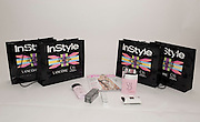 INSTYLE GOODY BAG, InStyle Best Of British Talent , Shoreditch House, Ebor Street, London, E1 6AW, 26 January 2011