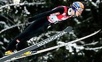 ◊Copyright:<br />GEPA pictures<br />◊Photographer:<br />Norbert Juvan<br />◊Name:<br />Forfang<br />◊Rubric:<br />Sport<br />◊Type:<br />Ski nordisch, Skispringen<br />◊Event:<br />FIS Skiflug-Weltcup, Skifliegen am Kulm, Qualifikation<br />◊Site:<br />Bad Mitterndorf, Austria<br />◊Date:<br />14/01/05<br />◊Description:<br />Daniel Forfang (NOR)<br />◊Archive:<br />DCSNJ-1401051317<br />◊RegDate:<br />14.01.2005<br />◊Note:<br />8 MB - MP/MP - Nutzungshinweis: Es gelten unsere Allgemeinen Geschaeftsbedingungen (AGB) bzw. Sondervereinbarungen in schriftlicher Form. Die AGB finden Sie auf www.GEPA-pictures.com.<br />Use of picture only according to written agreements or to our business terms as shown on our website www.GEPA-pictures.com.