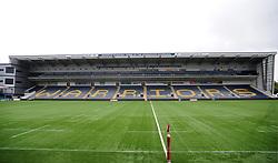 General view of the Sixways stadium - Mandatory by-line: Nizaam Jones/JMP - 22/09/2018 - RUGBY - Sixways Stadium - Worcester, England - Worcester Valkyries v Richmond Women - Tyrrells Premier 15s