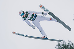 19.01.2020, Hochfirstschanze, Titisee Neustadt, GER, FIS Weltcup Ski Sprung, im Bild Marius Lindvik (NOR) // Marius Lindvik of Norway during the FIS Ski Jumping World Cup at the Hochfirstschanze in Titisee Neustadt, Germany on 2020/01/19. EXPA Pictures © 2020, PhotoCredit: EXPA/ JFK
