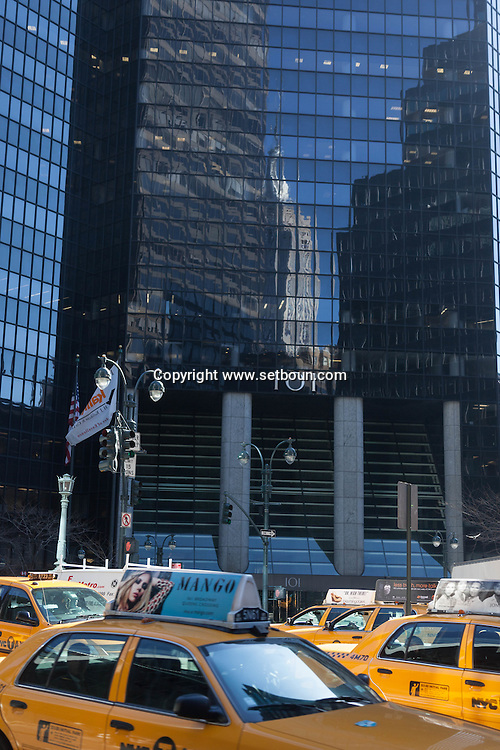 New York. park avenue south. midtown Manhattan  New York  United States