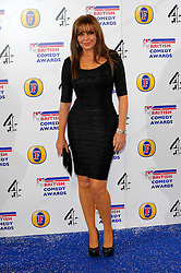 Carol Vorderman during the British Comedy Awards, London, United Kingdom. Thursday, 12th December 2013. Picture by Chris Joseph / i-Images