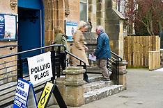 Polling in Penicuik | Midlothian | 8 June 2017