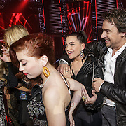 NLD/Hilversum/20141121- 2de Live The Voice of Holland, Marco Borsato en Julia van der Toorn