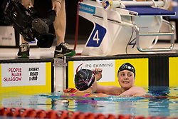 DUBBER Rebecca, JORDAN Cortney USA at 2015 IPC Swimming World Championships -  Women's 100m Backstroke S7