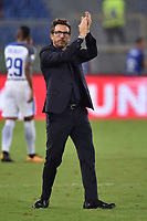 Eusebio Di Francesco Roma <br /> Roma 26-08-2017 Stadio Olimpico Calcio Serie A AS Roma - Inter Foto Andrea Staccioli / Insidefoto
