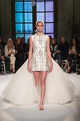 January 26, 2017 - Paris, France - Giambattista Valli Fashion Show - Haute Couture Spring Summer 2017 in Paris, France, 23/01/2017. # FASHION WEEK DE PARIS - DEFILE 'GIAMBATTISTA VALLI' (Credit Image: © Visual via ZUMA Press)