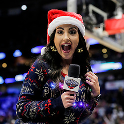 Dec 16, 2018; New Orleans, LA, USA; XXXX during the second half at the Smoothie King Center. Mandatory Credit: Derick E. Hingle-USA TODAY Sports