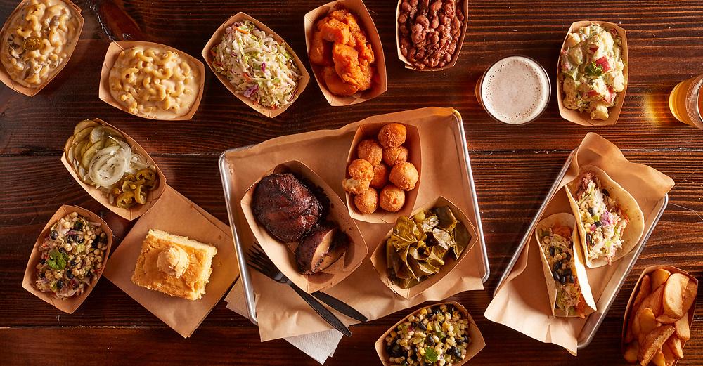 Menu images Deep Run Roadhouse restaurant, Richmond, Virginia
