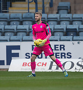 Dundee keeper Scott Bain - Dundee v Ross County, in the Ladbrokes Scottish Premiership at Dens Park, Dundee, Photo: David Young<br /> <br />  - &copy; David Young - www.davidyoungphoto.co.uk - email: davidyoungphoto@gmail.com