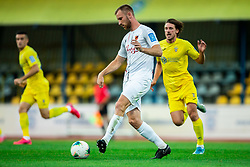 Klemen Nemanic of Tabor Sezana during football match between NK Domzale and NK CB24 Tabor Sezana in 31st Round of Prva liga Telekom Slovenije 2019/20, on July 3, 2020 in Sports park, Domzale, Slovenia. Photo by Vid Ponikvar / Sportida