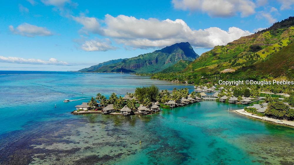 Intercontinental Moorea Resort, Moorea, French Polynesia, South Pacific