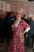 SHIRLEY HUGHES, The Oldie - 20th anniversary party. Simpson's-in-the-Strand, 100 Strand, London, WC2. 19 July 2012