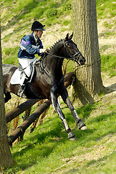 De Smet Stefaan, Quick Misaura<br /> Nationaal Kampioenschap VLZ Vechmaal 2003<br /> Photo © Dirk Caremans