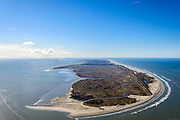 Nederland, Friesland, Terschelling, 28-02-2016; overzicht van Terschelling, vanuit het Oosten, Boschplaat in e voorgrond.<br /> <br /> Wadden island Terschelling.<br /> <br /> luchtfoto (toeslag op standard tarieven);<br /> aerial photo (additional fee required);<br /> copyright foto/photo Siebe Swart