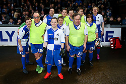 Disability players - Rogan Thomson/JMP - 31/12/2016 - FOOTBALL - Memorial Stadium - Bristol, England - Bristol Rovers v AFC Wimbledon - Sky Bet League One.