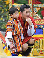 Prince Jigme Attends National Day Celebrations