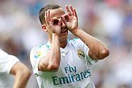Real Madrid V Levante - 10 Sep 2017