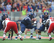 Ole Miss vs. Louisiana-Lafayette at Vaught-Hemingway Stadium in Oxford, Miss. on Saturday, September 13, 2014.