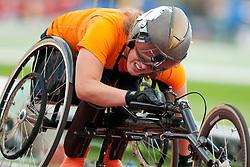 VRANKEN Desiree, 2014 IPC European Athletics Championships, Swansea, Wales, United Kingdom