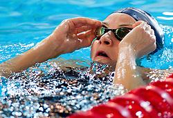 Sara Isakovic of PK Gorenjska banka Radovljica during Slovenia Open swimming Championship and MM Kranj 2011, on June 4, 2011 in Olympic pool, Kranj, Slovenia. (Photo By Vid Ponikvar / Sportida.com)