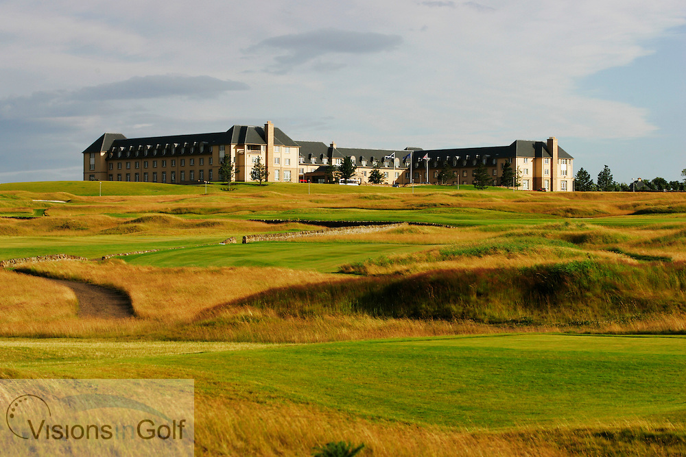 St. Andrews Bay GC, Hotel, Scotland, Torrance Course <br /> Photo Credit:  Mark Newcombe / visionsingolf.com