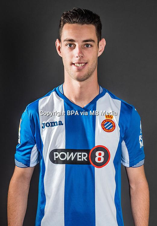 Spain - Liga BBVA 2015-2016 / <br /> ( R.C.D. Espanyol ) - <br /> Jorge Franco Alviz
