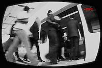 People in Surveillance Camera