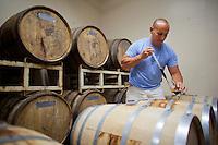 Garrett W. Marrero of Maui Brewing Co..Photo © Robert Caplin...