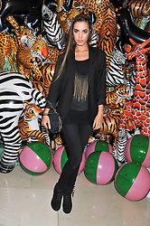 AMBER LE BON at the Mulberry Spring/Summer 2012 - London Fashion Week afterparty held at Claridge's, Brook Street, London on 18th September 2011.