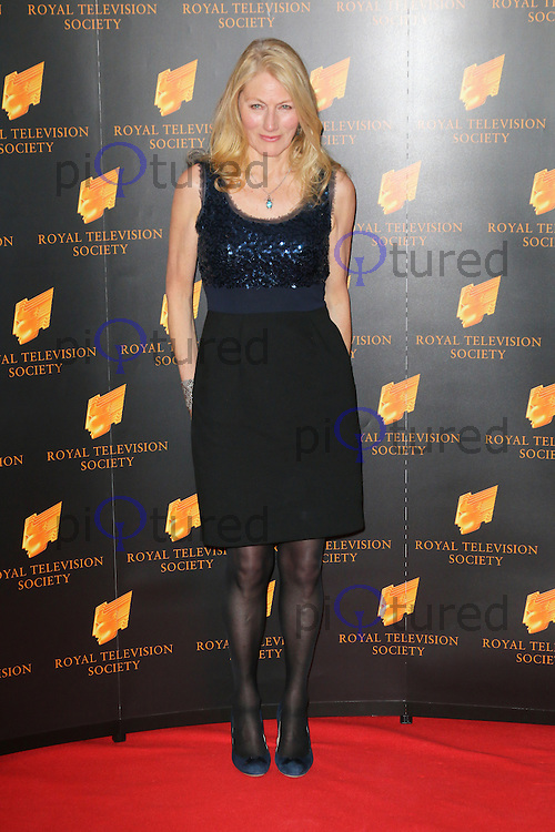 Geraldine James, The Royal Television Society Programme Awards, Grosvenor House Hotel, London UK, 18 March 2014, Photo by Richard Goldschmidt