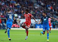 Bayern Munich  v Hoffenheim - 9 Sep 2017