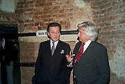 JEAN-MAX FRAYCSE; JONATHAN MERMAGEM, Early launch of Rupert's. Robin Birley  new premises in Shepherd Market. 6 Hertford St. London. 10 June 2010. .-DO NOT ARCHIVE-© Copyright Photograph by Dafydd Jones. 248 Clapham Rd. London SW9 0PZ. Tel 0207 820 0771. www.dafjones.com.