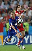 VIENNA  20/06/2008.Quarter Final.CROATIA v TURKEY..*****************.FOT. PIOTR HAWALEJ / WROFOTO