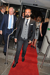 EVGENY LEBEDEV at the opening of the new St.James Theatre, 12 Palace Street, London SW1 on 13th September 2012.