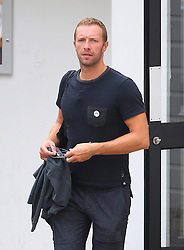 Coldplay frontman Chris Martin, who is rumored to be dating American actress Jennifer Lawrence, spotted leaving a gym in London, UK. 05/09/2014 <br />BYLINE MUST READ : JAMESY/GOTCHA IMAGES<br /><br />Copyright by © Gotcha Images Ltd. All rights reserved.<br />Usage of this image is conditional upon the acceptance <br />of Gotcha Images Ltd, terms and conditions available at<br />www.gotchaimages.com