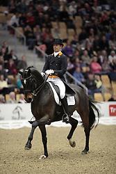 Minderhoud Hans Peter (NED) - Exquis Escapado<br /> JBK Horse Show Odense 2009<br /> © Hippo Foto - Leanjo de Koster