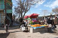 Afghanistan. GARDEZ CITY IN  PAKTIA PROVINCE     / VILLE DE GARDEZ ,DANS LA   PROVINCE DU PAKTIA