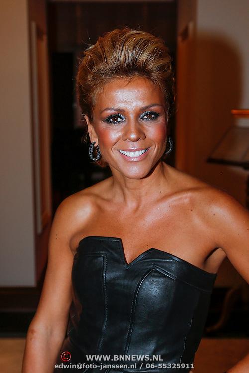 NLD/Amsterdam/20121112 - Beau Monde Awards 2012, Leontien Zijlaard - van Moorsel