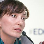 04 June 2015 - Belgium - Brussels - European Development Days - EDD - Gender - Empowering women in Central Asia - Stories from the field - Gulshod Sharipova<br /> Representative, MIR - Office for Initiative Development &copy; European Union