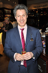 Thomas Pink CEO JONATHAN HEILBRON at a party to celebrate the paperback publication of Lucky Break by leading trainer Paul Nicholls held at Thomas Pink, 85 Jermyn Street, London on 23rd February 2011.