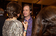 Sophie and David Faber. Book party for LAST VOYAGE OF THE VALENTINA by Santa Montefiore (Hodder & Stoughton) Asprey,  New Bond St. 12 April 2005. ONE TIME USE ONLY - DO NOT ARCHIVE  © Copyright Photograph by Dafydd Jones 66 Stockwell Park Rd. London SW9 0DA Tel 020 7733 0108 www.dafjones.com