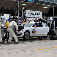 Sebring, FL - Mar 18, 2016:  The Continental Tire Sports Car Challenge teams take to the for the Continental Tire Challenge at Sebring International Speedway in Sebring, FL.