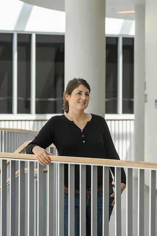 Lena Veit, UCSF San Francisco, CA   bild der wissenschaft Magazine (Germany)