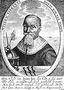 Willem Ysbrandtsz Bontekoe (1587-1657) was a skipper in the Dutch East India Company who made only one voyage for the company (1618-1625).  He became widely known because of a journal of his adventures that was published in 1646 under the title 'Journal of memorable description of the East India Voyage of Willem Bontekoe from Hoon, including many remarkable and dangerous things that happened to him there. At the age of 20, Bontekoe succeeded his father as captain of the ship Bontekoe.  10 Years later, in 1617 the ship was taken by Barbary Pirates and Bontekoe ended up in a slave market.  In 1618 he enlisted in the service of the Dutch East India Co.  In 1625 Brontekoe returned to Holland.  After his return he settled down in Hoorn and on 1 March 1626, at the age of 38, married Eeltje Bruijnes.