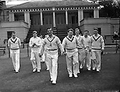 1958 - 09/06 Cricket - Dublin University vs. North of Ireland
