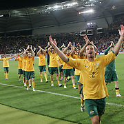 Australia Socceroos FIFA World Cup Campaign, Germany 2006