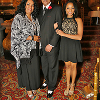 Natalie, Darryl and Christina Jones